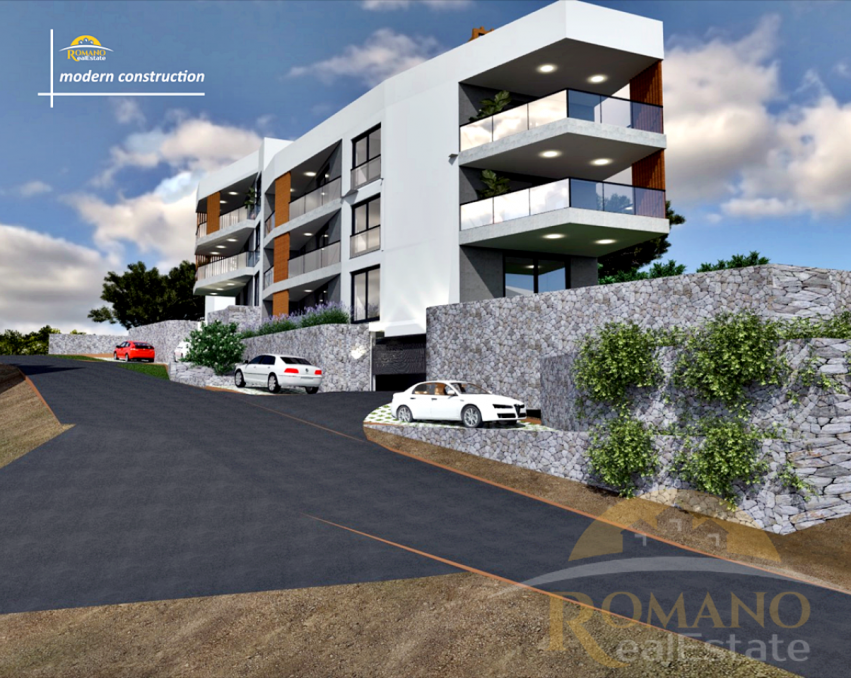 Luxury new building in Trogir - Balan - Apartment 1/2