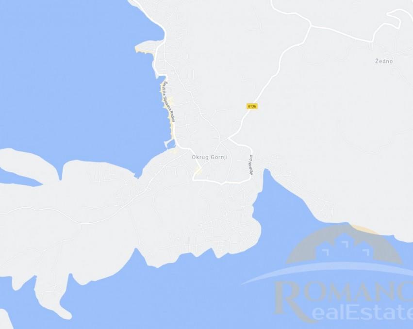 Građevinsko zemljište u Okrugu Gornjem / Čiovo